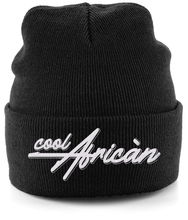 Load image into Gallery viewer, CoolAfrican Unisex Cuffed Beanie