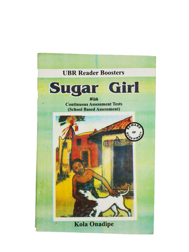 Sugar Girl Book