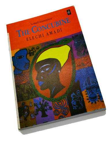 The concubine book