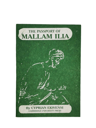 The passport of mallam lai