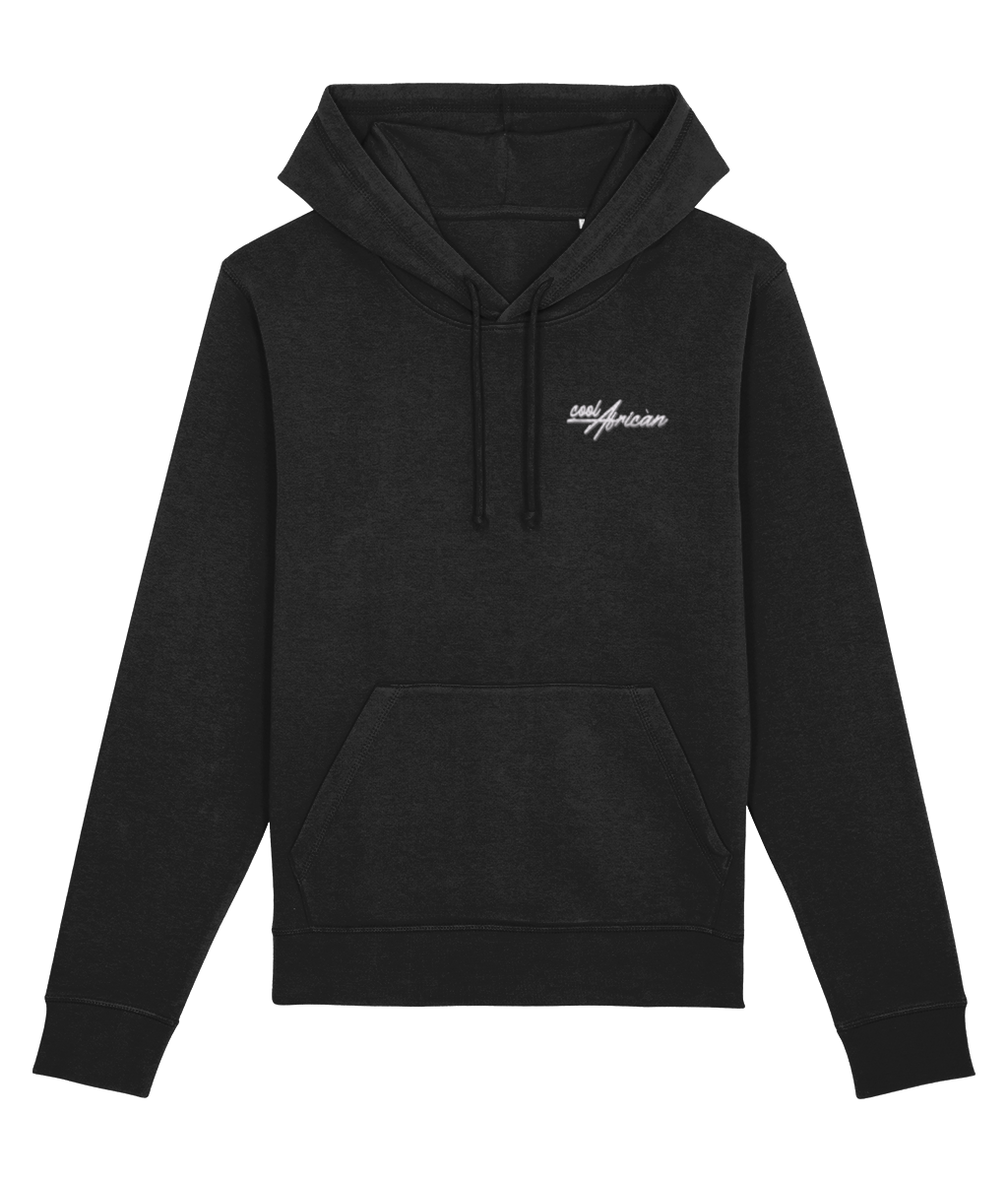 CoolAfrican Classic Logo Hoodie
