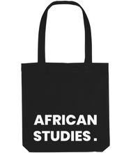 Load image into Gallery viewer, African Studies Tote bag