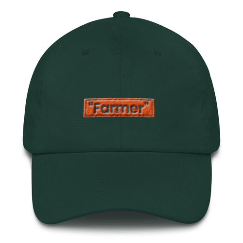 Farmer Dad Hat