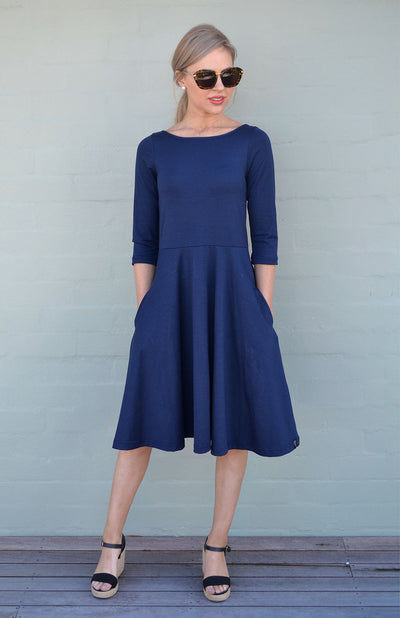 French Navy Blue