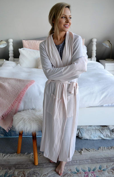 Smitten Merino Wool Dressing Gown