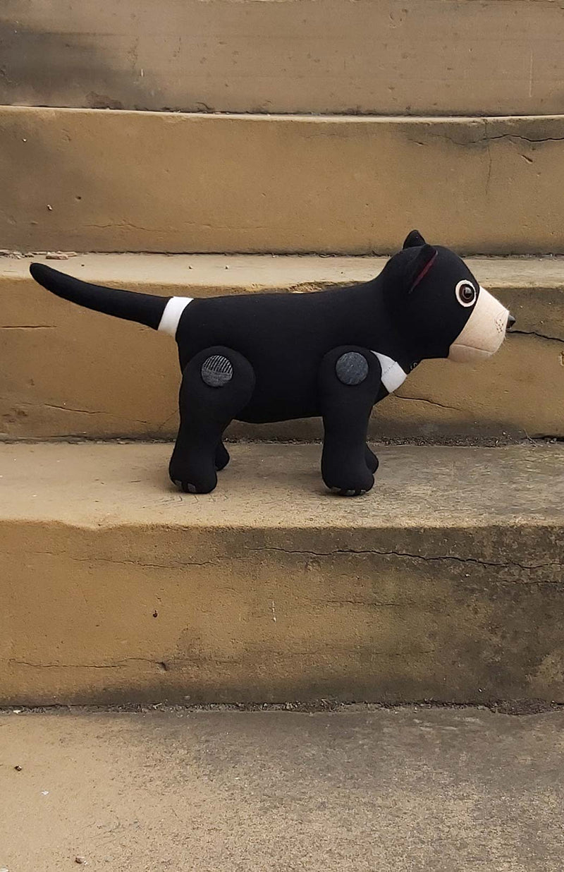 Handmade Tasmanian Devil Charity Toy