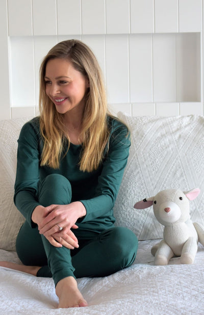 Merino Wool Pyjama Set