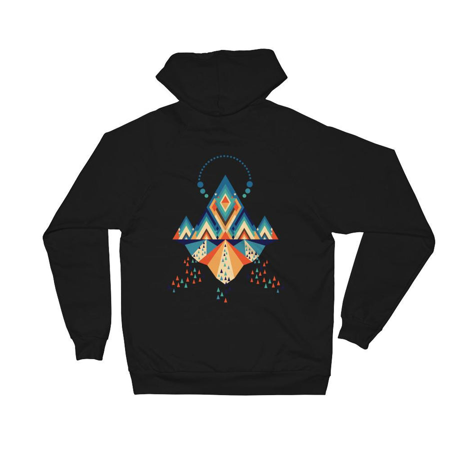 HOODIES - Temple Of Light Hoodie Sweater