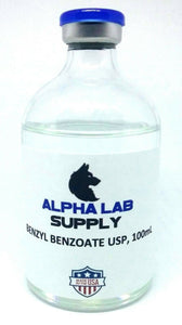 Benzyl Benzoate, 100ml