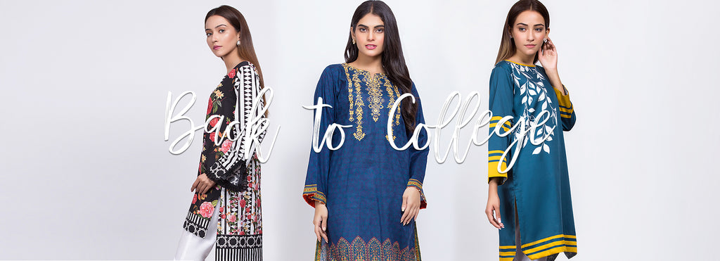 Back to College Ready to Wear Collection