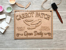 Load image into Gallery viewer, Carrot Patch Easter DIY Kit