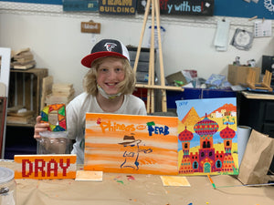 DIY Maker Camp: Summer 2021