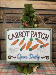 Carrot Patch Easter DIY Kit
