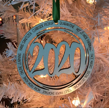 Load image into Gallery viewer, 2020 Pandemic Ornament