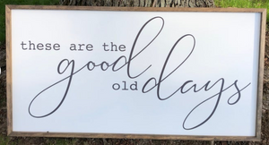 48 x 24 XL Wall Sign (not available at Patio pARTies)
