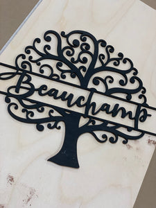 Tree of Life, Personalized