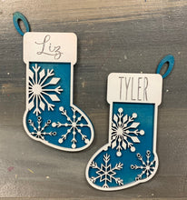 Load image into Gallery viewer, Personalized Stocking Ornament
