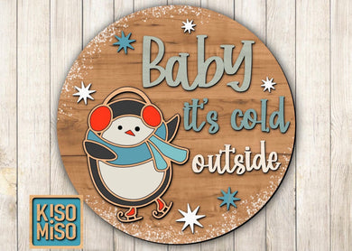 Baby It's Cold Outside: Take Home Kit