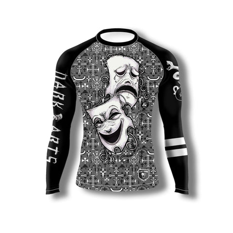 Dark Arts Rash Guard - White Belt