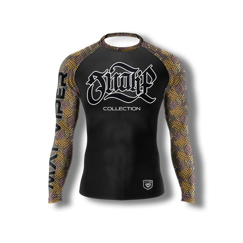Chura - Snake Collection Rash Guard