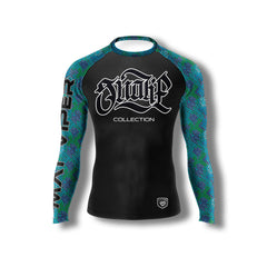 Strine - Snake Collection Rash Guard
