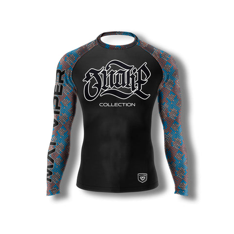Rictor - Snake Collection Rash Guard