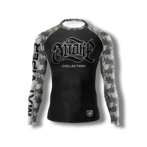 Pika - Snake Collection Rash Guard