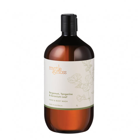 Hand and Body Wash 1L