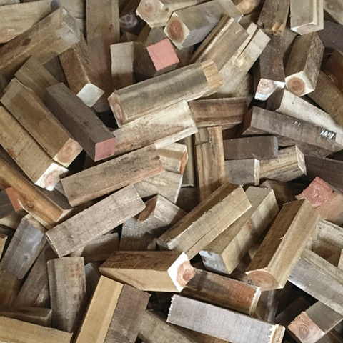 Recycled Timber Firewood (per cubic metre)