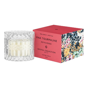 Mrs Darcy Crystal Candle (Petite)