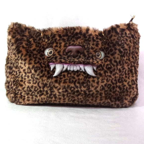Monster Bag (Saber Toothed Cat Bag)