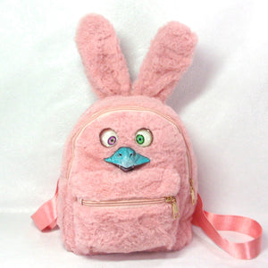 Bunny Backpack (Bi-color Eyes Edition)