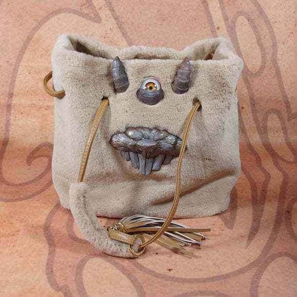 Monster Bag (Great Horned Cyclops)