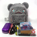 Monster Backpack (Gray Bear Backpack)