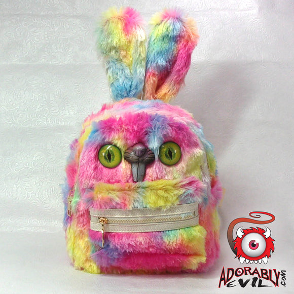 Bunny Backpack (Rainbow Bunny Edition)