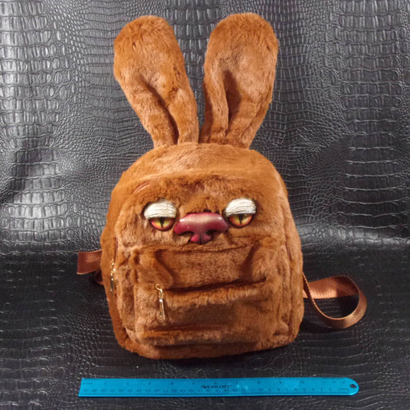 Deep Woods Bunny Backpack