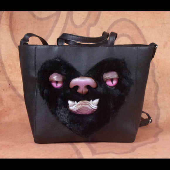 Monster Bag (Limited Edition Heart Monster)