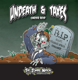 Undeath & Taxes Zombie Comic Graphic Novel