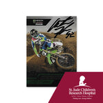 Signed Trading Card - All profits benefitting St.Jude