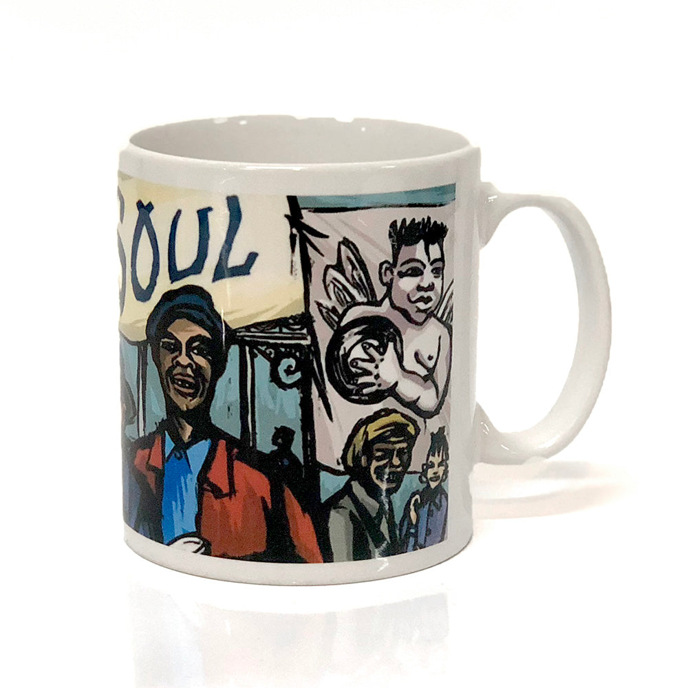 30TH - LIMITED EDITION 'CENTRE OF THE WORLD' MUG