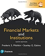 Financial Markets and Institutions Global Edition