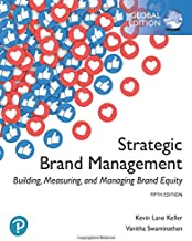 Strategic Brand Management: Building Measuring and Managing Brand Equity