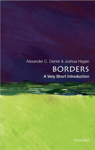Borders: A Very Short Introduction USED
