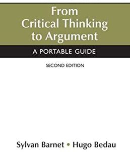 From Critical Thinking to Argument USED