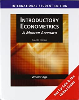 Introductory econometrics : a modern approach USED