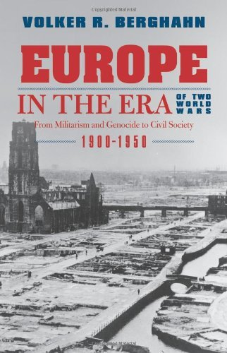 Europe in the Era of Two World Wars USED