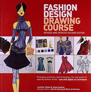 Fashion Design Drawing Course USED