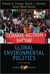 Global Environmental Politics USED