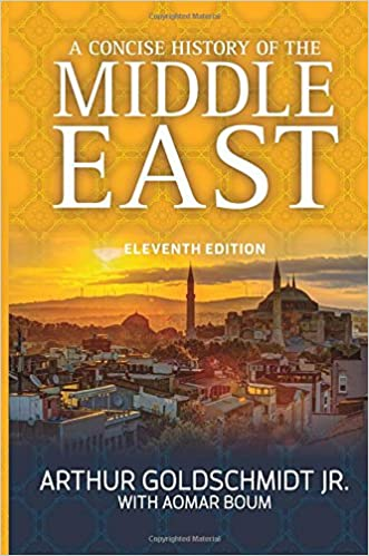 A Concise History of the Middle East USED