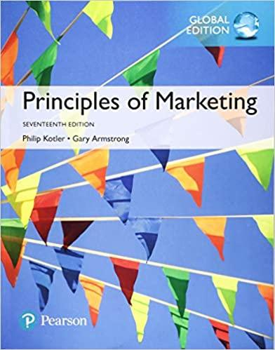 Principles of Marketing Global Edition